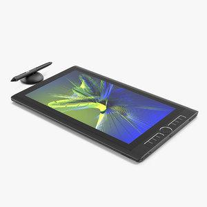 wacom mobilestudio pro 16 3D model