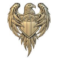 emblem cnc 3D model