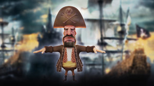 3D pirate