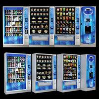 3D model vending