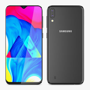 3D samsung galaxy m10 model
