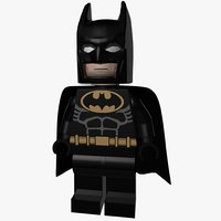 Lego Batman 1989 Film Suit
