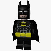 3D lego batman movie