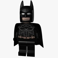 3d model batman begins