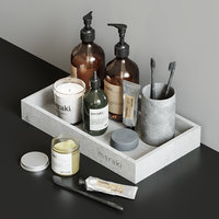 Bathroom set Meraki