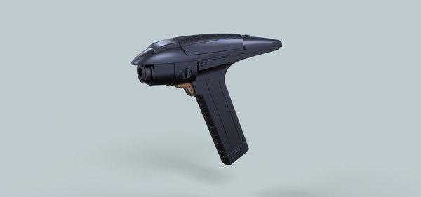 phaser 3D model
