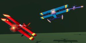 modular pack plane 3D