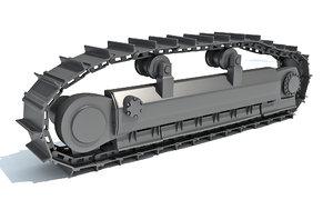 3D track kit