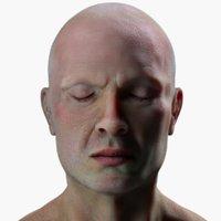 3D model marmoset rendered