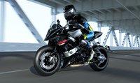 Bimota DB9 with Rider