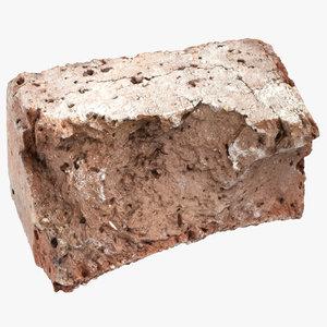 3D brick piece 11