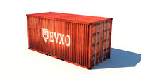 Cargo Container 10ft & 20ft