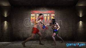 Battle Game  3D MMA Multiplayer fight game by Post Production Animation Studio