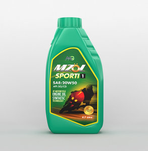 3D lubricant oil