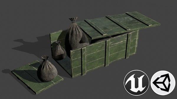 loot pbr 3D model