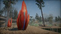 3D plant fantasy