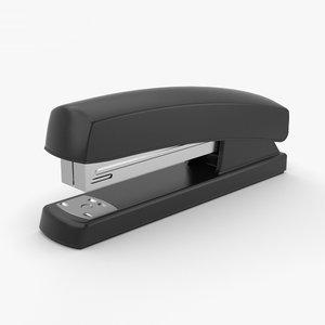 stapler office 3D model