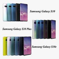 samsung galaxy s10 s10e 3D