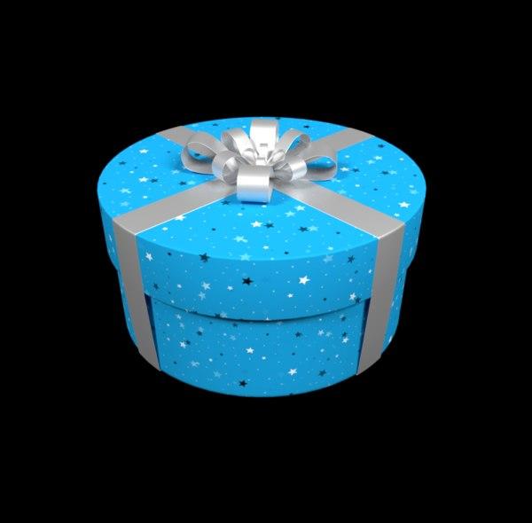 christmas present model