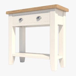 oak wood 3D
