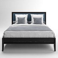 City bed Dantone Home