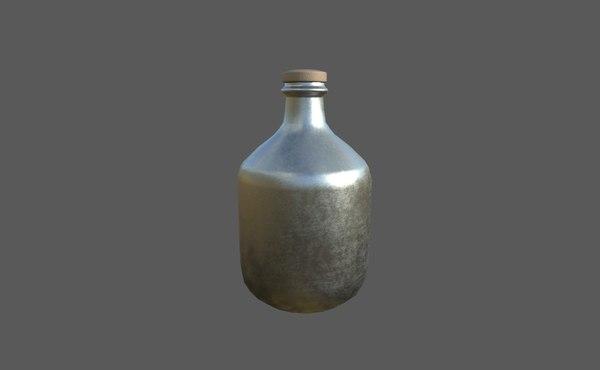 jug water 3D