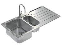 3D kitchen sinks