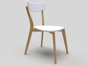 mosso signal chair 3D