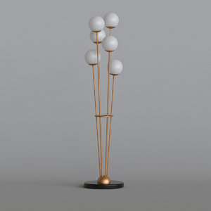 floor lamp tortora model