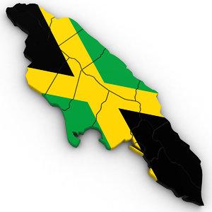 3D jamaica political