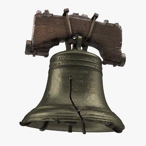liberty bell yoke 3D model