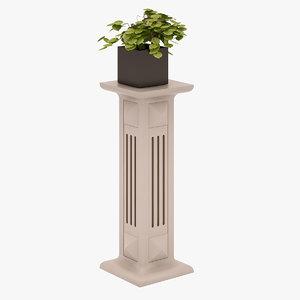 plant 3D model