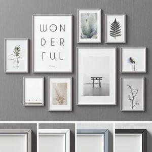 picture frames model