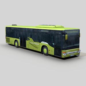setra s 415 nf 3D model