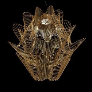 3D lights moir model