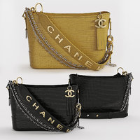 GABRIELLE Small Hobo Bag BY CHANEL