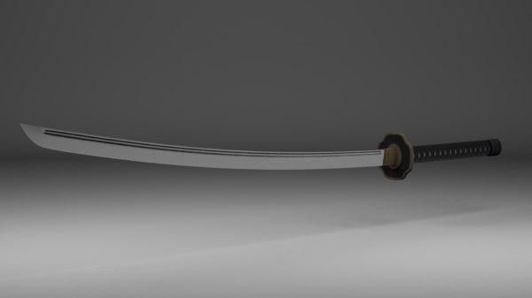 3D katana pbr