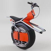 motor wheel 3D
