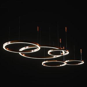 3D henge light