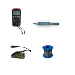 3D electronic tools
