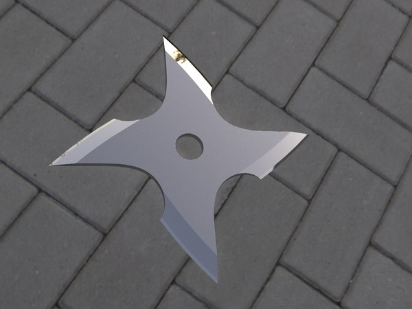 3D ninja printed model