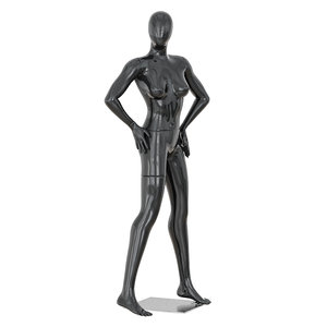 faceless woman mannequin model