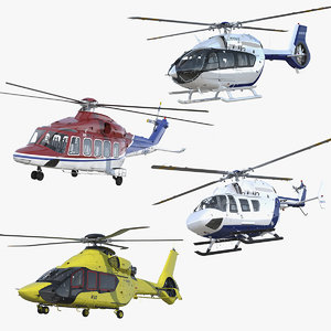 private helicopters 2 model