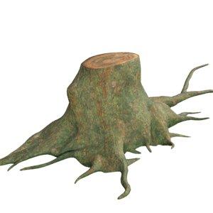 pbr rig root 3D