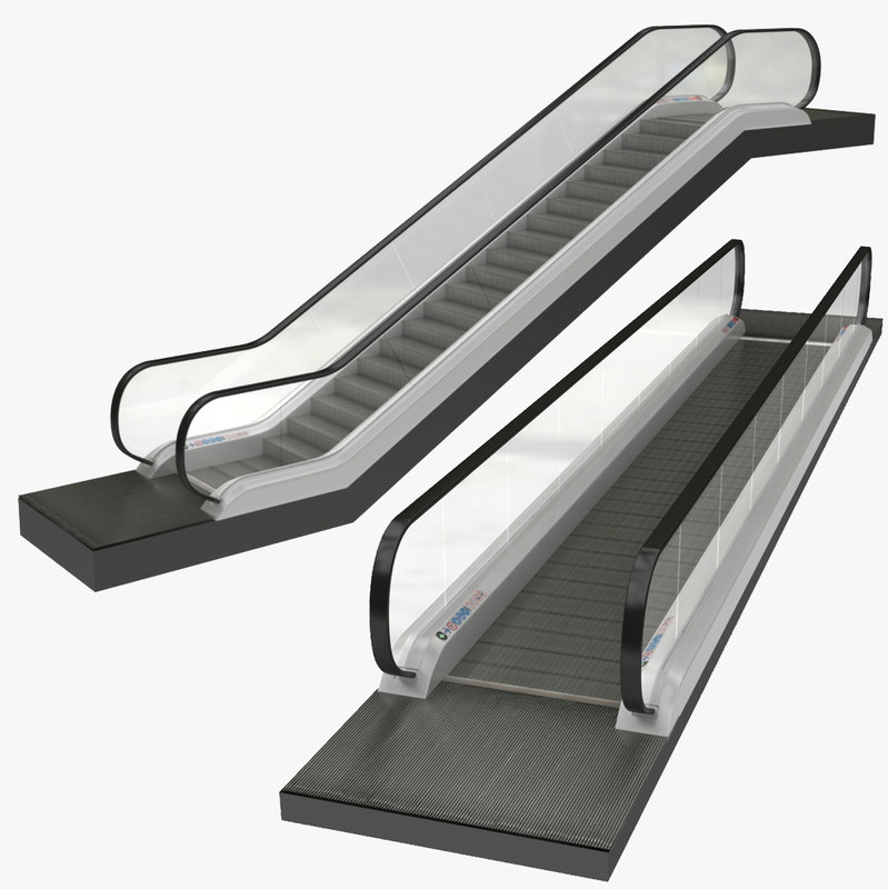 Moving Walkway and Escalator Collection