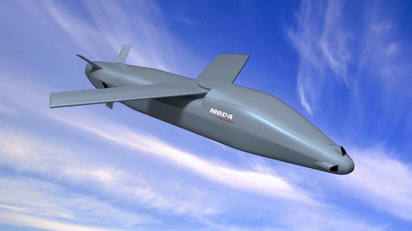 remote carrier 100 3D model
