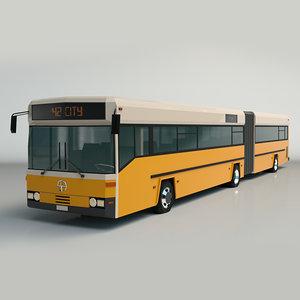 bus city b model