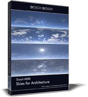 DOSCH HDRI - Skies for Architecture