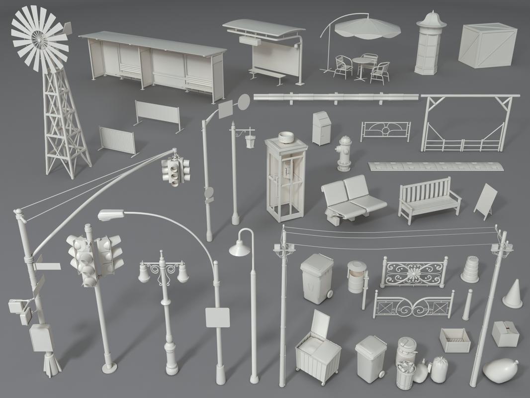 street 3D