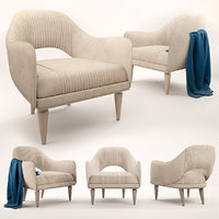 armchair Cipriani Cocoon